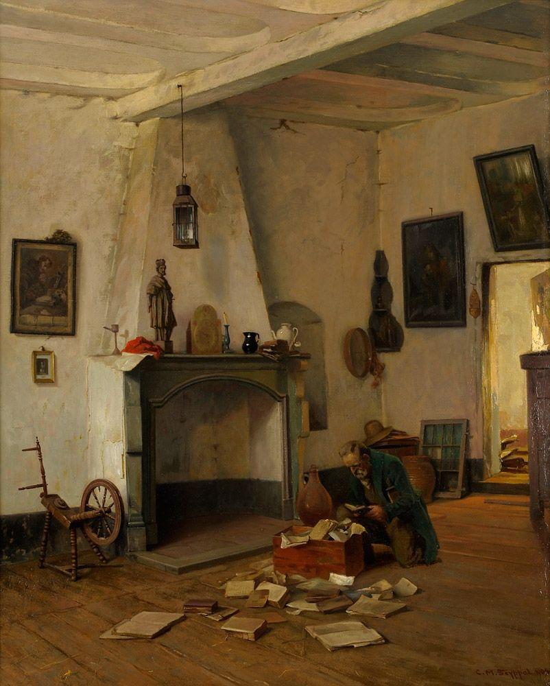 Carl Maria Seyppel (1847-1913