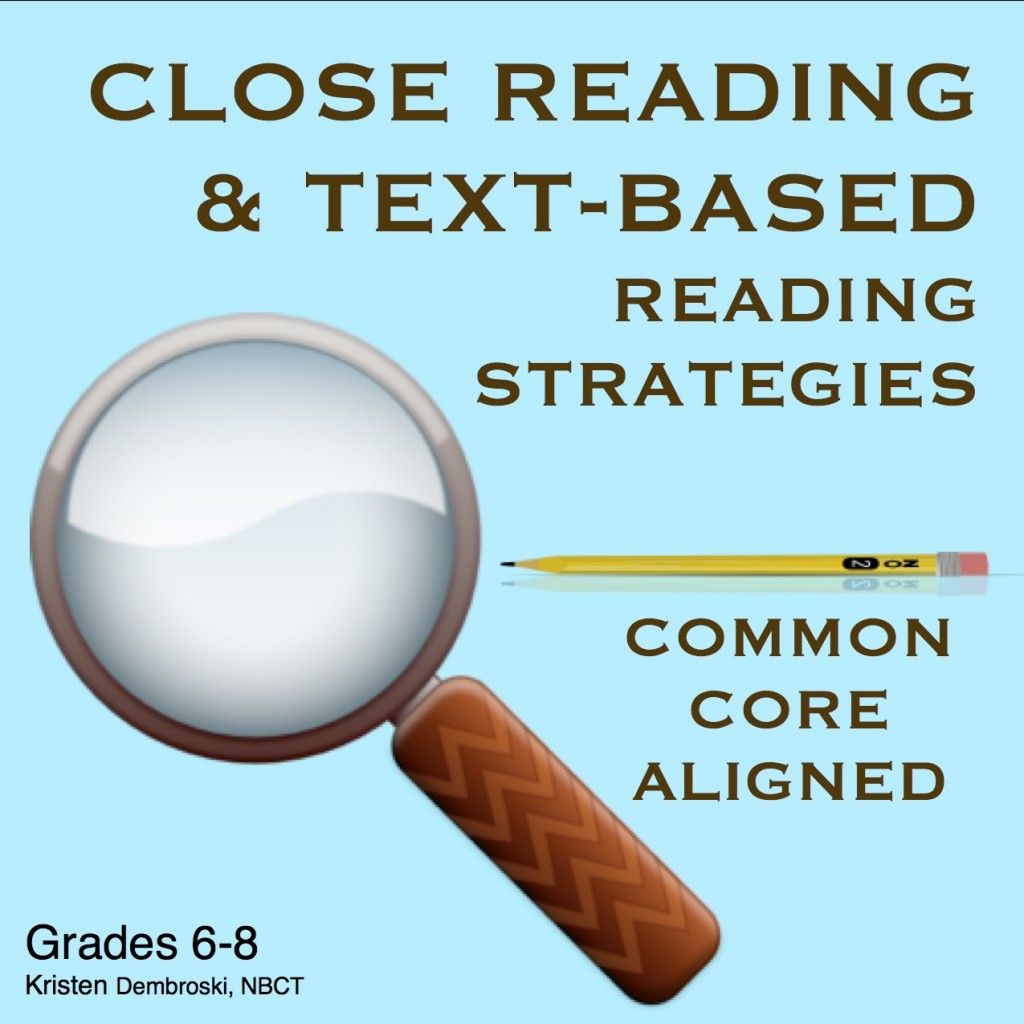 Close Reading & Text-Based Reading Strategies handout for Professional Development. RI.6.1, RI.6.2, RI.6.4, RI.6.10, RI.7.1, RI.7.2, RI.7.4, RI.7.1…