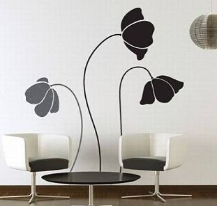 Wall Texture Designers In India Prakash Murals Walls Need Love - Window stickers for home india