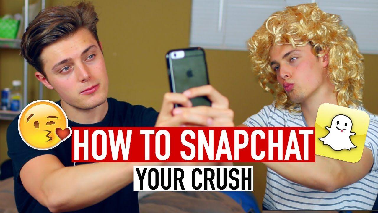 Snapchat dating tips