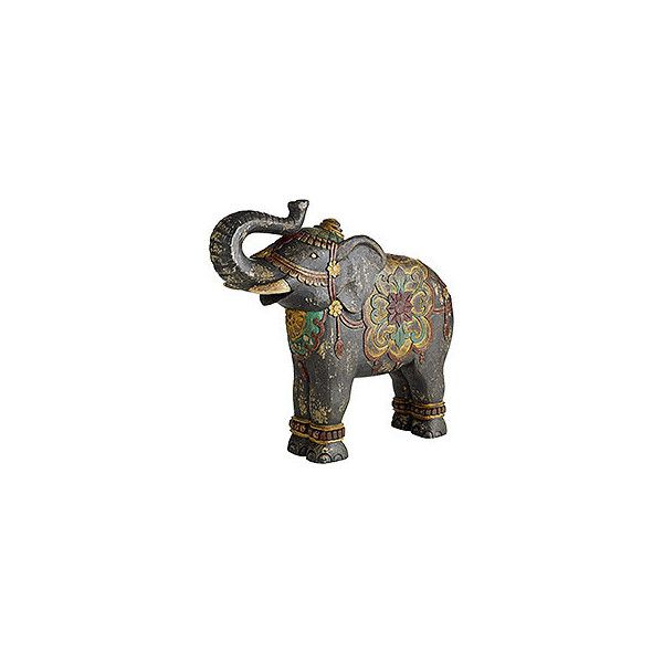 Elegant Table Decor. Pier 1 Imports   Jeweled Elephant