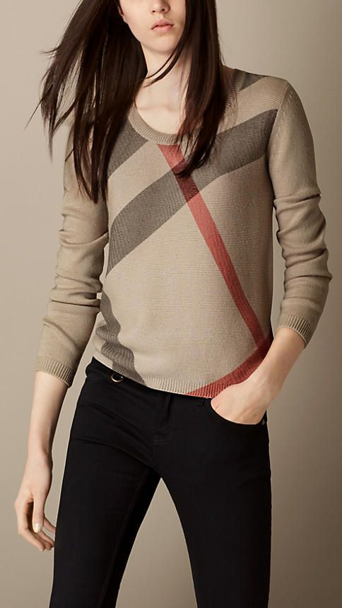 Women's Clothing | Burberry brit, Cashmere sweaters and Cashmere