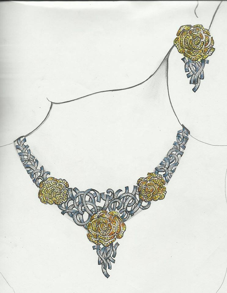 pin by ayesha qadeer on jewellery making rendering