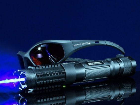 the world s most powerful laser wicked