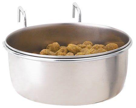 Pet Edge Stainless Steel Hanging Bowl