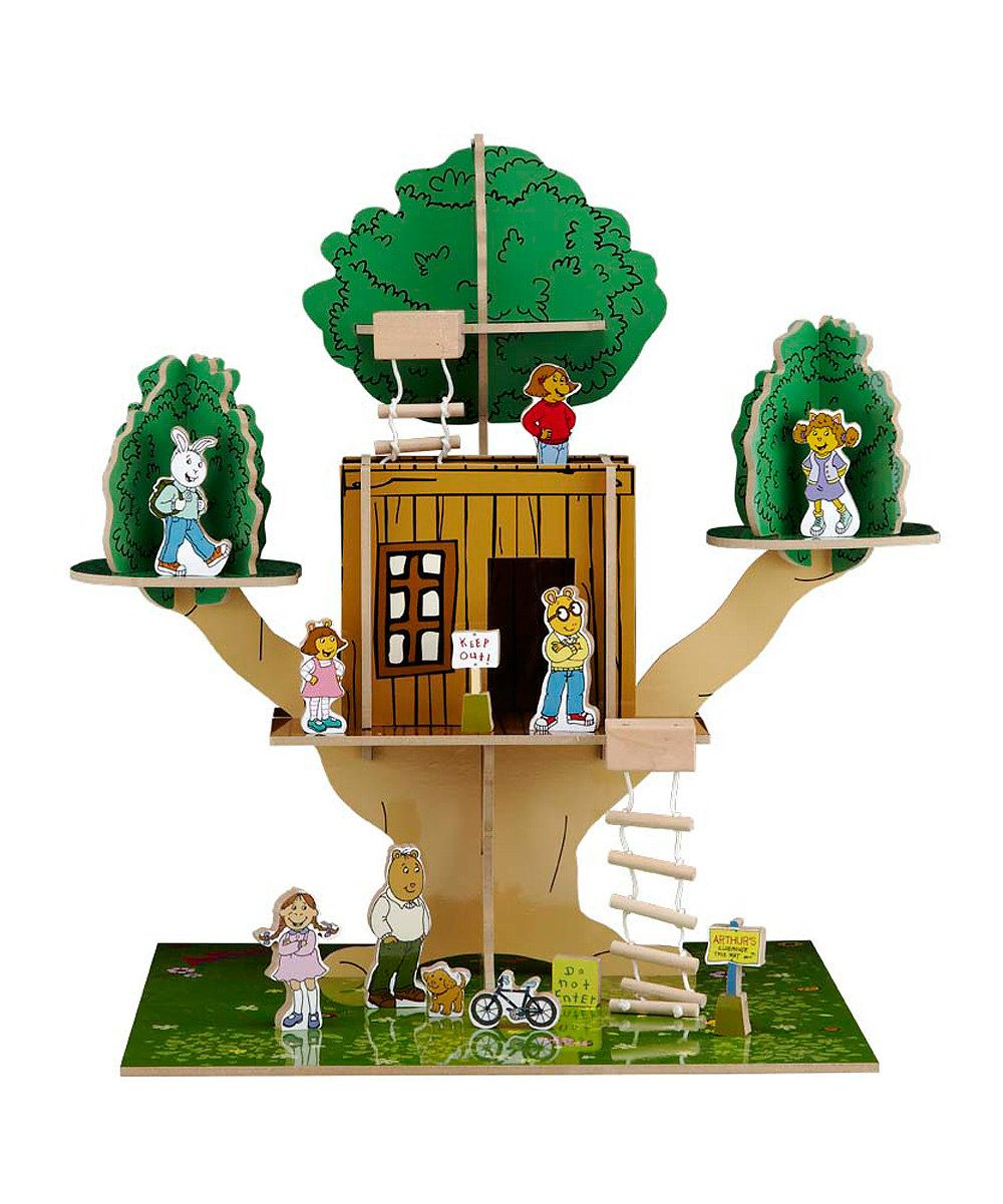 Another great find on #zulily! Arthur's Treehouse by PBS KIDS #zulilyfinds. $36.99, 3yrs up