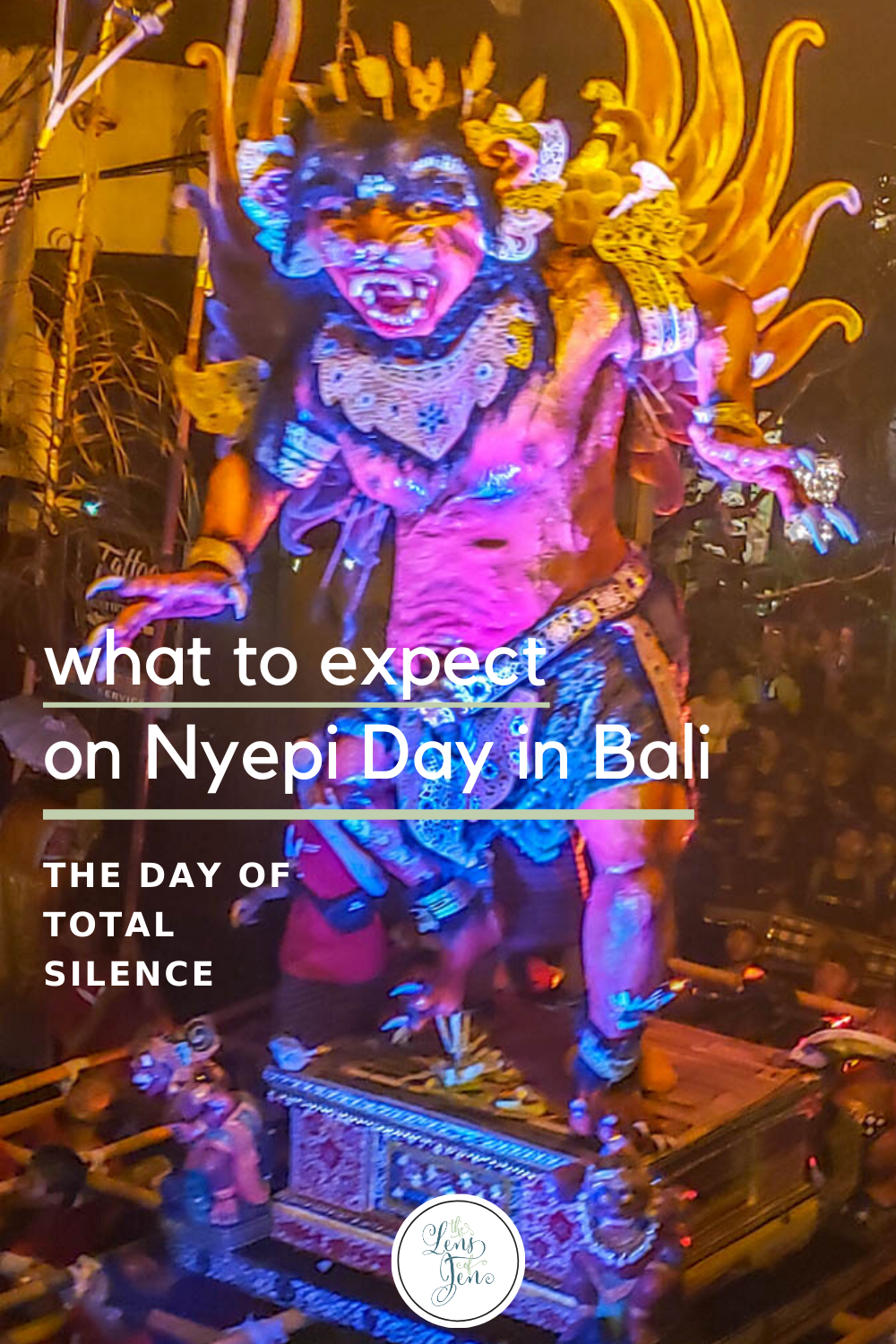 Nyepi Day In Bali What To Expect Why It Matters Now In 2020 Nyepi Day Day Of Silence Traveling By Yourself