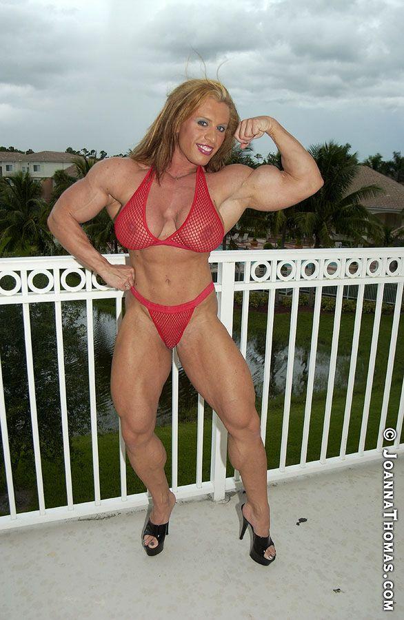 Strong women: Joanna Thomas