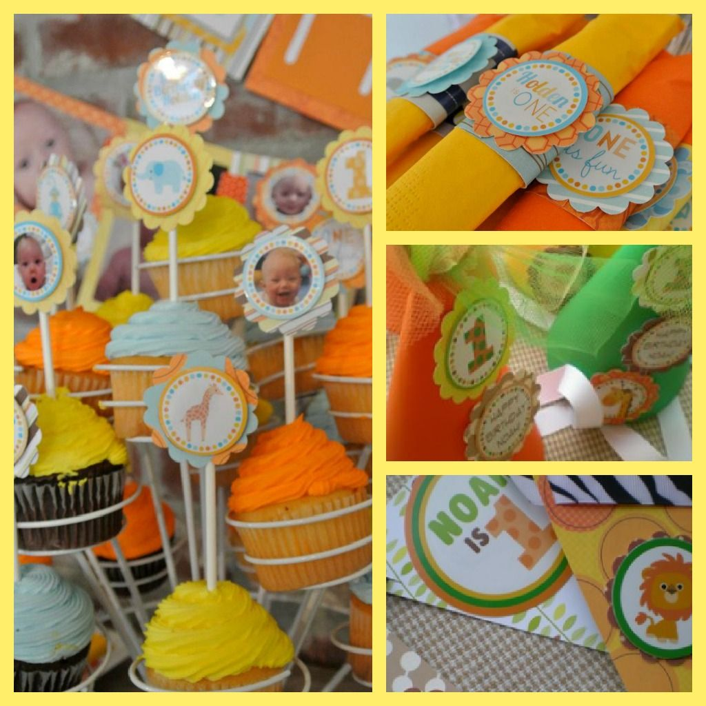 Jungle party ideas jungle decor jungle birthday party for Baby shower safari decoration