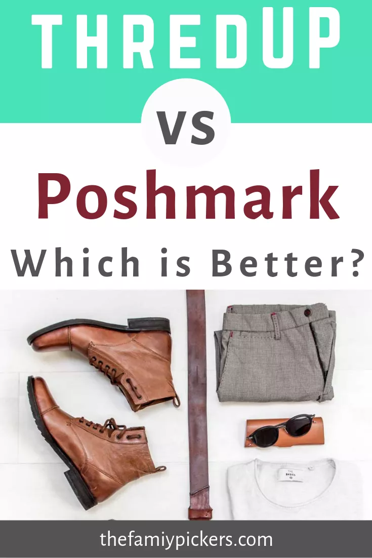 ThredUP Vs Poshmark: Which Is Better For Selling Clothes