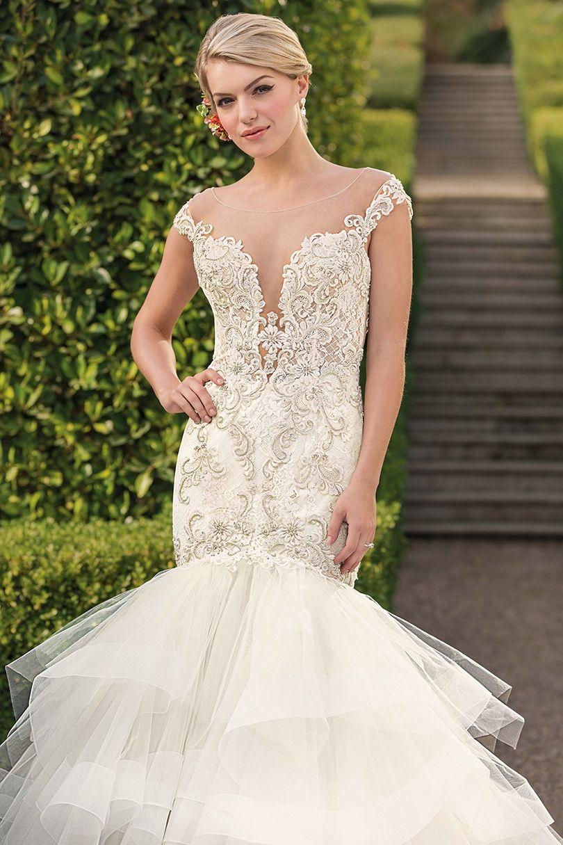 Style 2334 Blakely Casablanca Bridal Vacation In Versailles