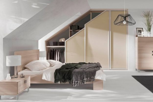 Идеи обустройства пространства гардеробной комнаты