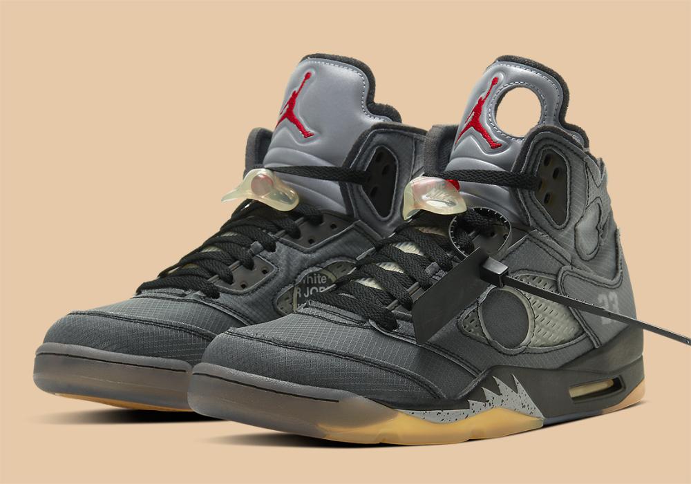 Off White Jordan 5 Release Date in 2020 White jordans