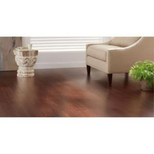Home Decorators Collection, Strand Woven Dark Mahogany 1/2 in. Thick x 5-1/8 in. Wide x 72-7/8 in. Length Solid Bamboo Flooring (25.93 sq. ft./case), AM1311 at The Home Depot - Mobile