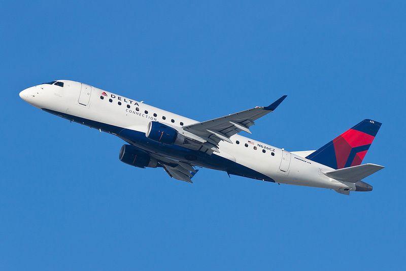 Delta Connection (Compass Airlines) Embraer ERJ-175 N626CZ ... - photo#49
