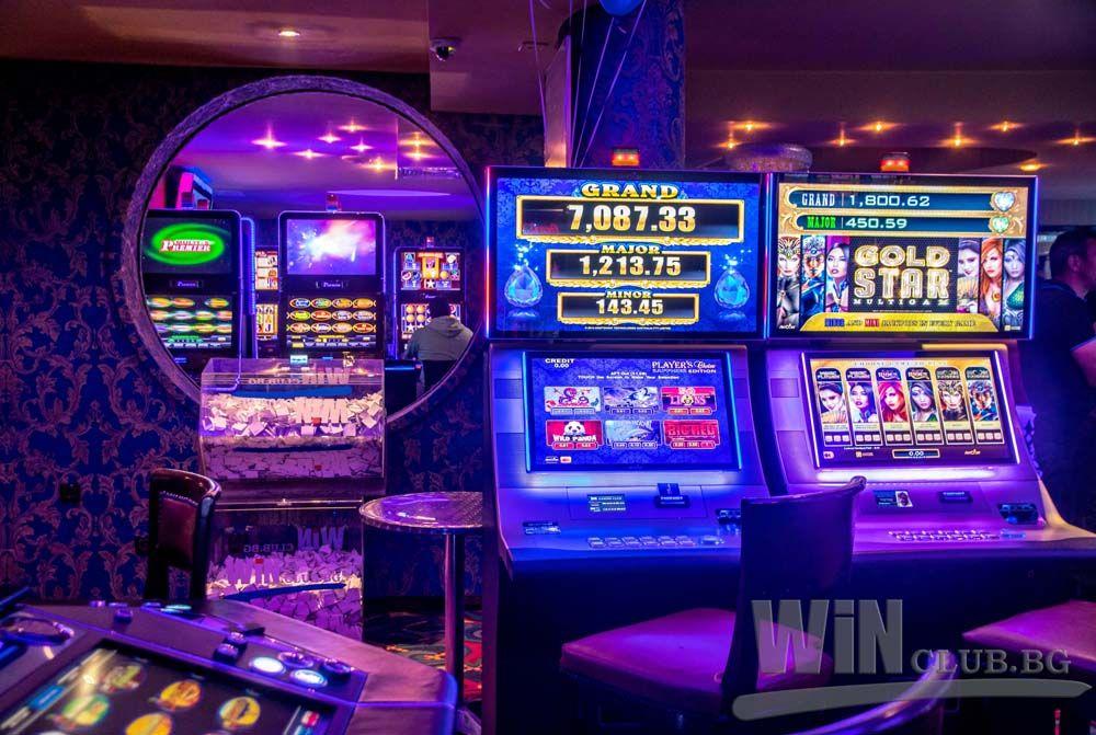 Casino Games Online Bg