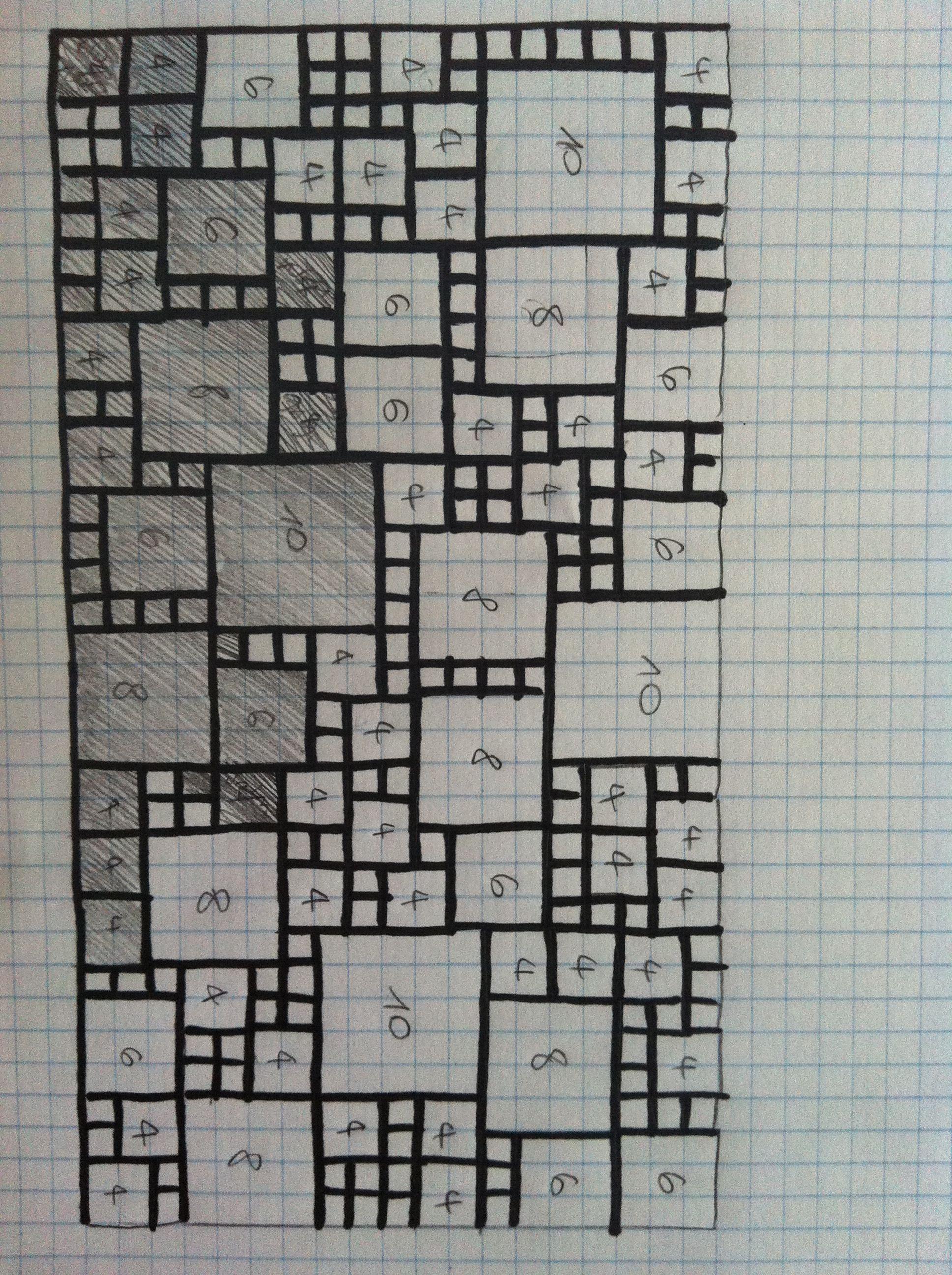 babette blanket layout