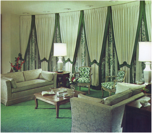 Living Room 1950s 1950s living room. | 1950s & earlier decor | pinterest | 1950s