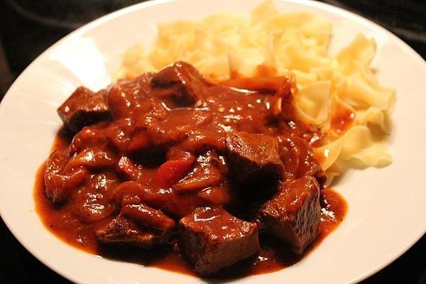 Brauhaus-Gulasch von aasoeckchen | Chefkoch #gulaschrezept