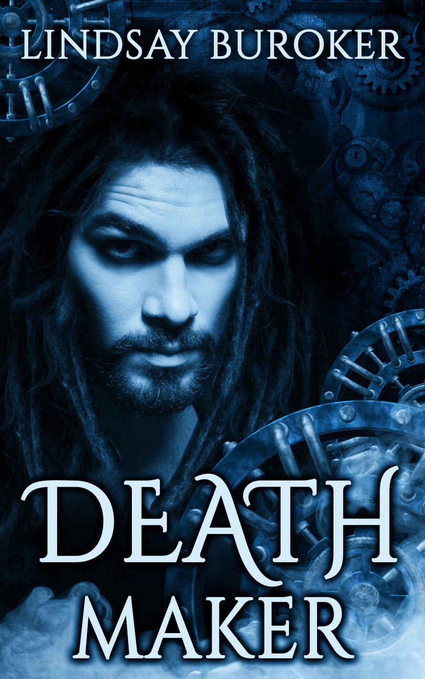 Books ~ Fantasy  Deathmaker (dragon Blood Book 2), By Lindsay Buroker