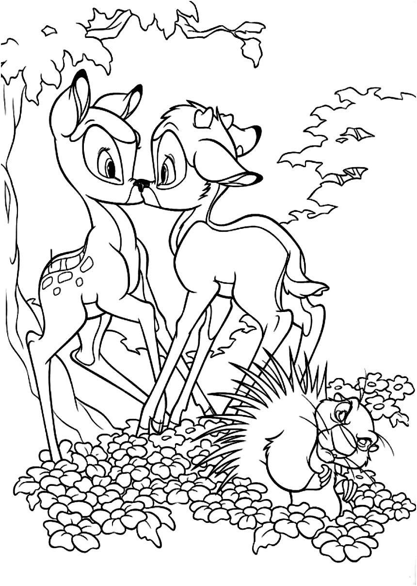 Coloriage Enfants Disney - Teksural