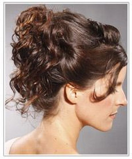 Mom Wedding Hairstyles: Mother Of The Bride Hairstyles Partial Updo
