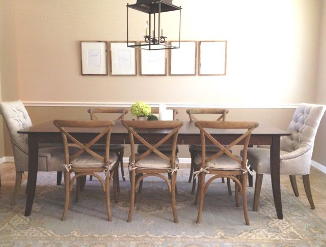 Simple Dining Room  Dining Rooms  Pinterest  Room Dining Area Delectable Simple Dining Room Decorating Design