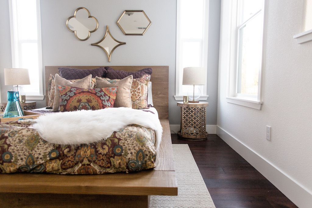 Cheap Bohemian Home Decor: How To Add Refined Bohemian Style To Your Home