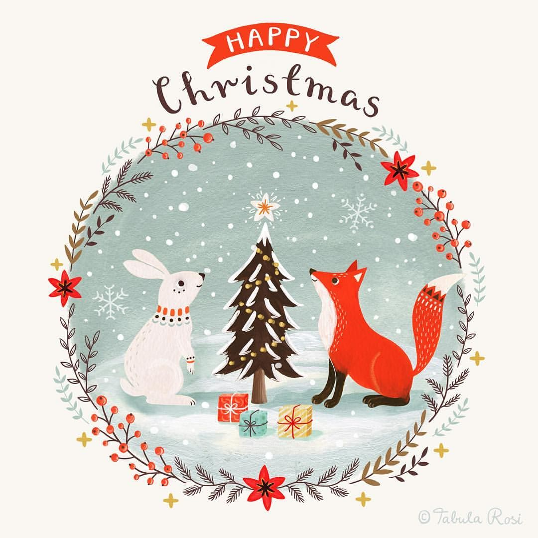 Pin By Mateja Lukezic On Christmas Christmas Illustration