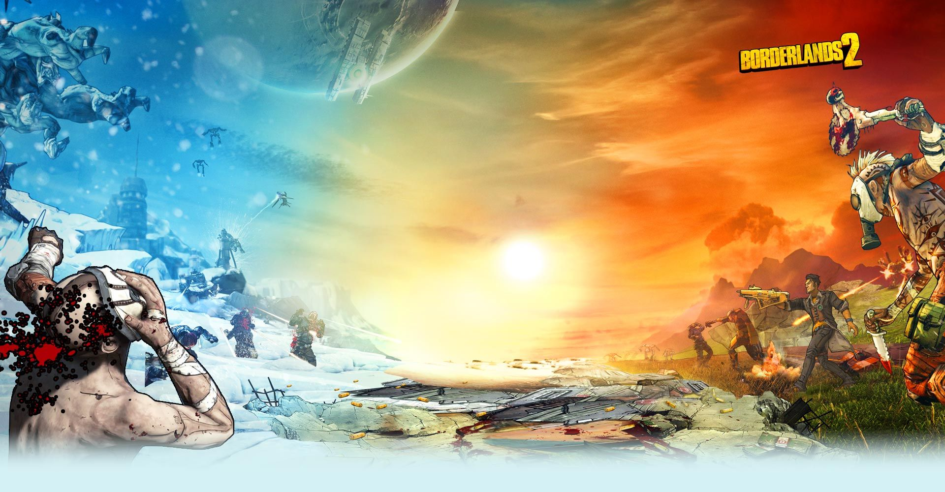 Pin by Tyron Showers on Gaming in 2019 Borderlands 2
