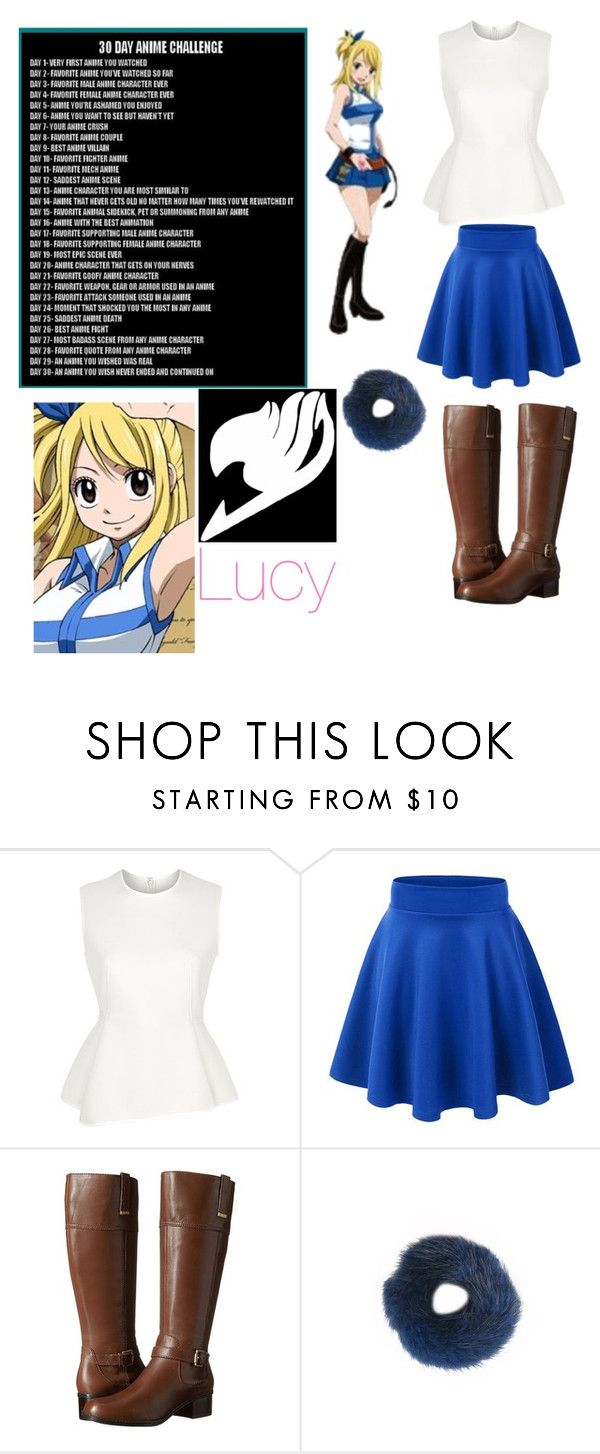 """Day 4: Lucy"" by maddiehatter202 ❤ liked on Polyvore featuring Alexander Wang and Bandolino"