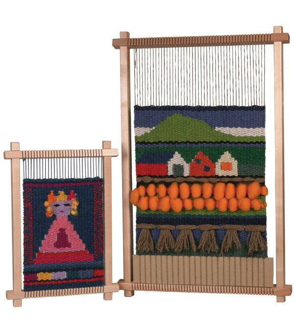 Captivating Ashford Handicrafts   Weaving Frame