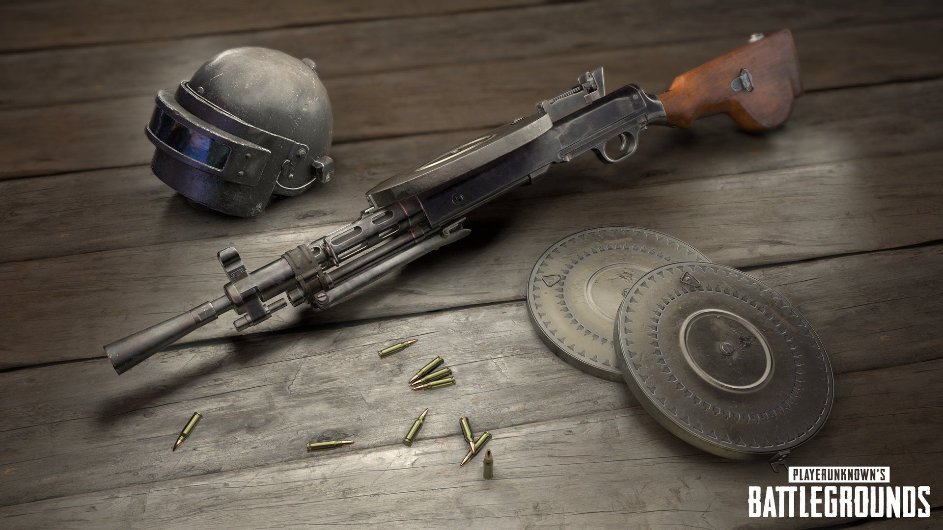 PlayerUnknown's Battlegrounds Has Two New Weapons To Play With In The DP-26 And AUG A3