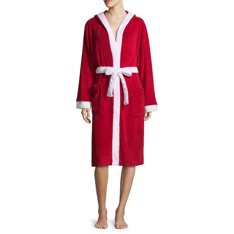 44fa6c0efb Family Pajama Santa Robe - Women s