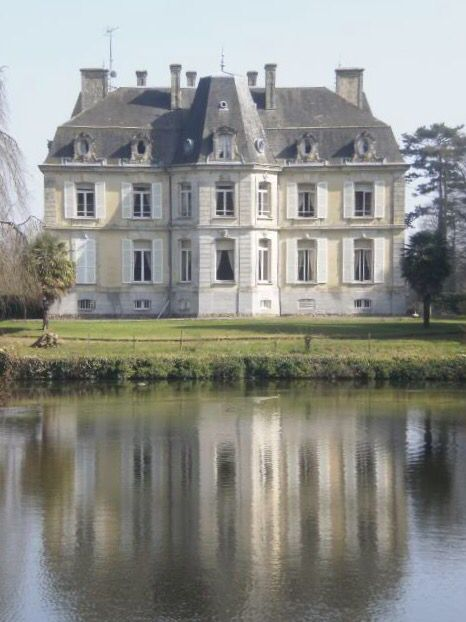 French Chateau French Country Houses Exterior Country Home Exteriors French Cottage