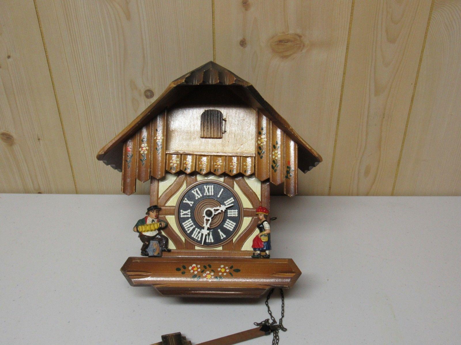 Hubert Herr Triberg Cuckoo Clock