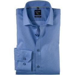 Photo of Olymp No. Six shirt, super slim, extra long arm, bleu, 42 olympymp