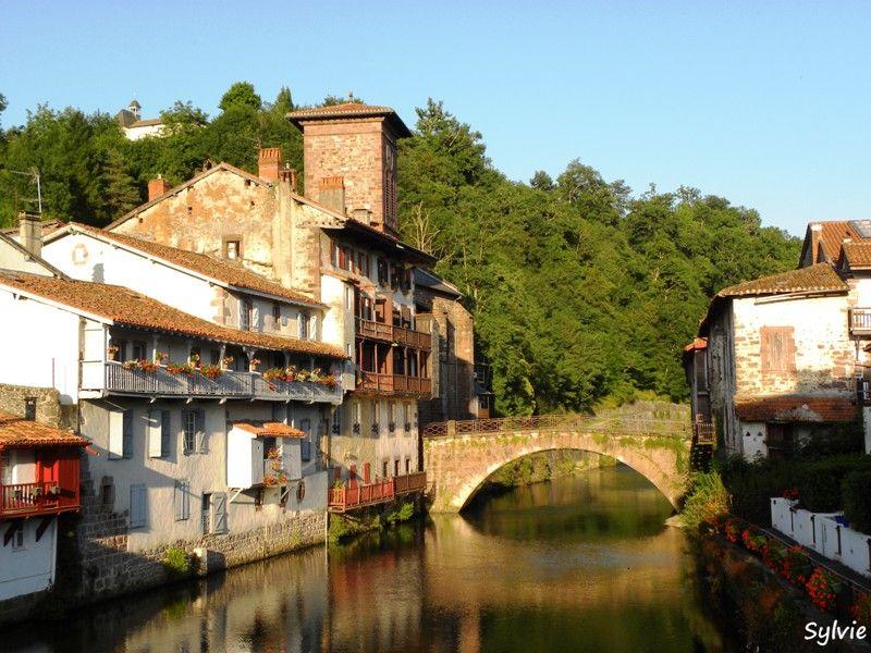 st jean pied de port pays basque pyr n es villes du. Black Bedroom Furniture Sets. Home Design Ideas