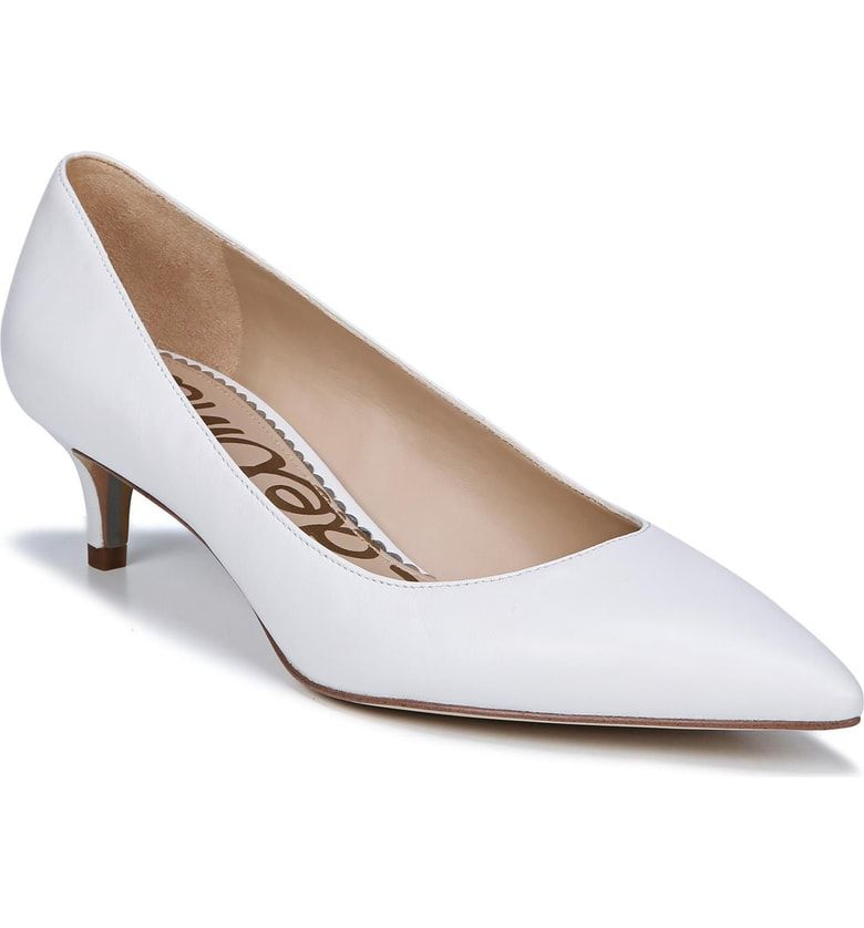 0742efa3227944 Free shipping and returns on Sam Edelman Dori Pump (Women) at  Nordstrom.com. A kitten heel and impeccably pointed toe make this pump an  instant classic.