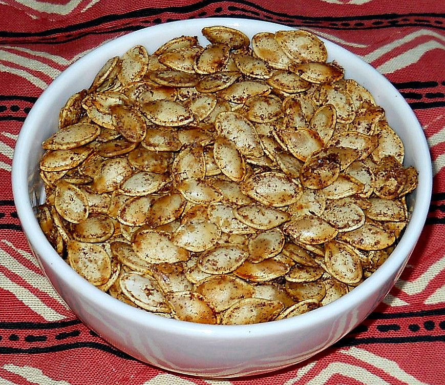 Salty Sweet N Spicy Pumpkin Seeds | Sweet n spicy, Pumpkin ...