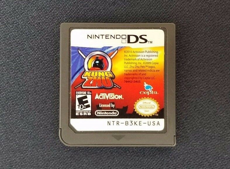 Kung Zhu Nintendo Ds Ds Lite 2ds 3ds 2010 Cartridge Only Nintendoswitch Nintendo Switch Nintendo Ds Nintendo Ds Lite