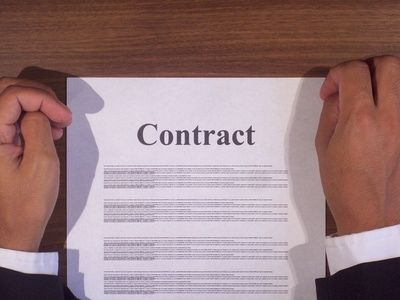 How To Write A Contract For Cleaning Houses  Clean House
