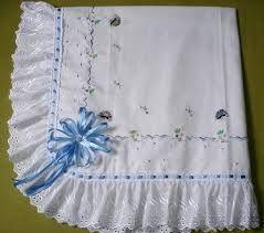 Resultado de imagen para como hacer manta para bebe de - Como hacer mantas de patchwork ...