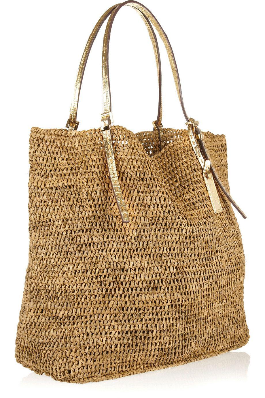 c5d75709ca536 Michael Kors beach bag for florida | Accessories I Dig | Bags ...