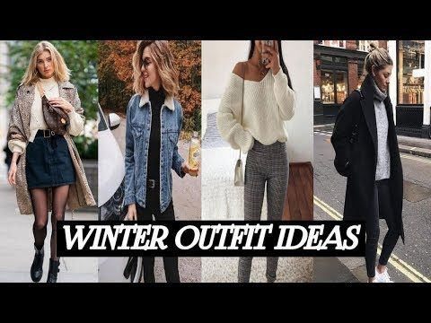 Winter Outfit Ideas | Winter Trends Every Girl Must Try 2019 | Ani Style - YouTube #winteroutfitscold