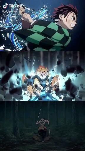 Amazing Demon Slayer Live Wallpaper From Tiktok Video Anime Heaven Anime Wallpaper Live Dream Anime