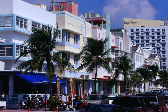 miami & the keys, miami image gallery - colony hotel