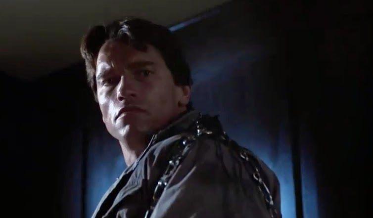 Image result for arnold schwarzenegger terminator 1984