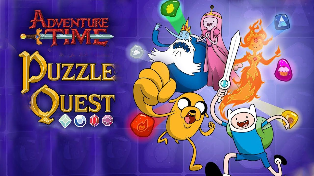 Adventure Time Puzzle Quest for PC (Free Download