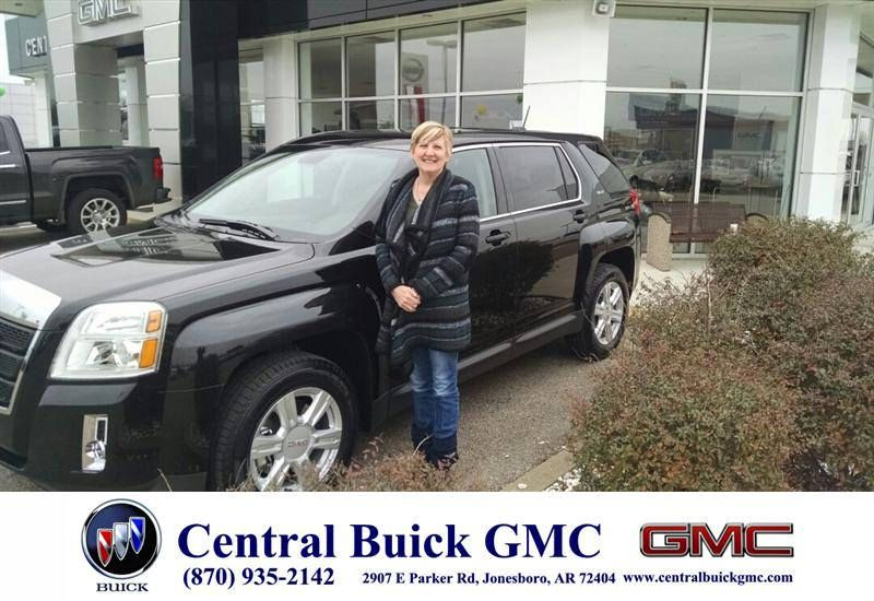 Congratulations To Kathryn Blackman On Your Gmc Terrain Purchase